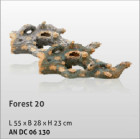 Aquatic Nature Decor Forest No 20